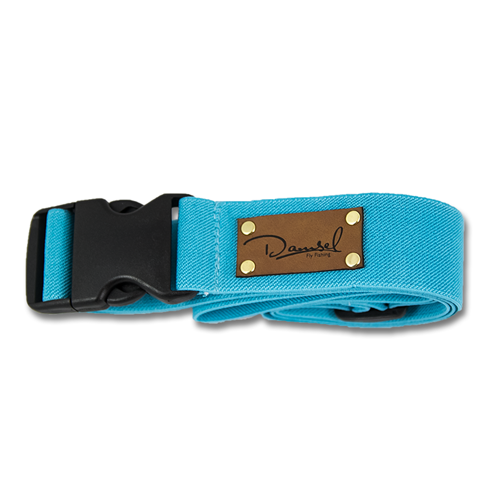 Damsel Fly Fishing Wading Belt - Teal