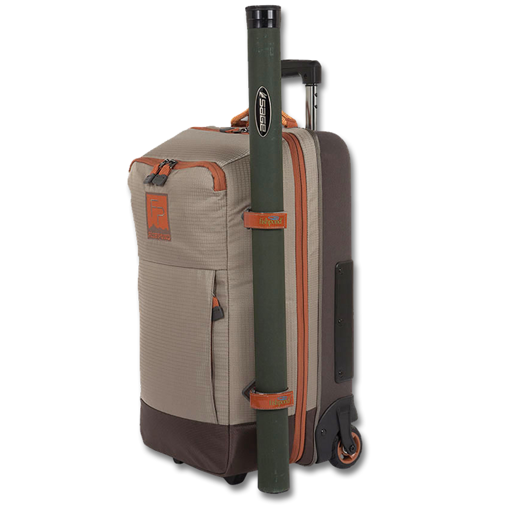 Fishpond Teton Rolling Carry-On with Rod Tube