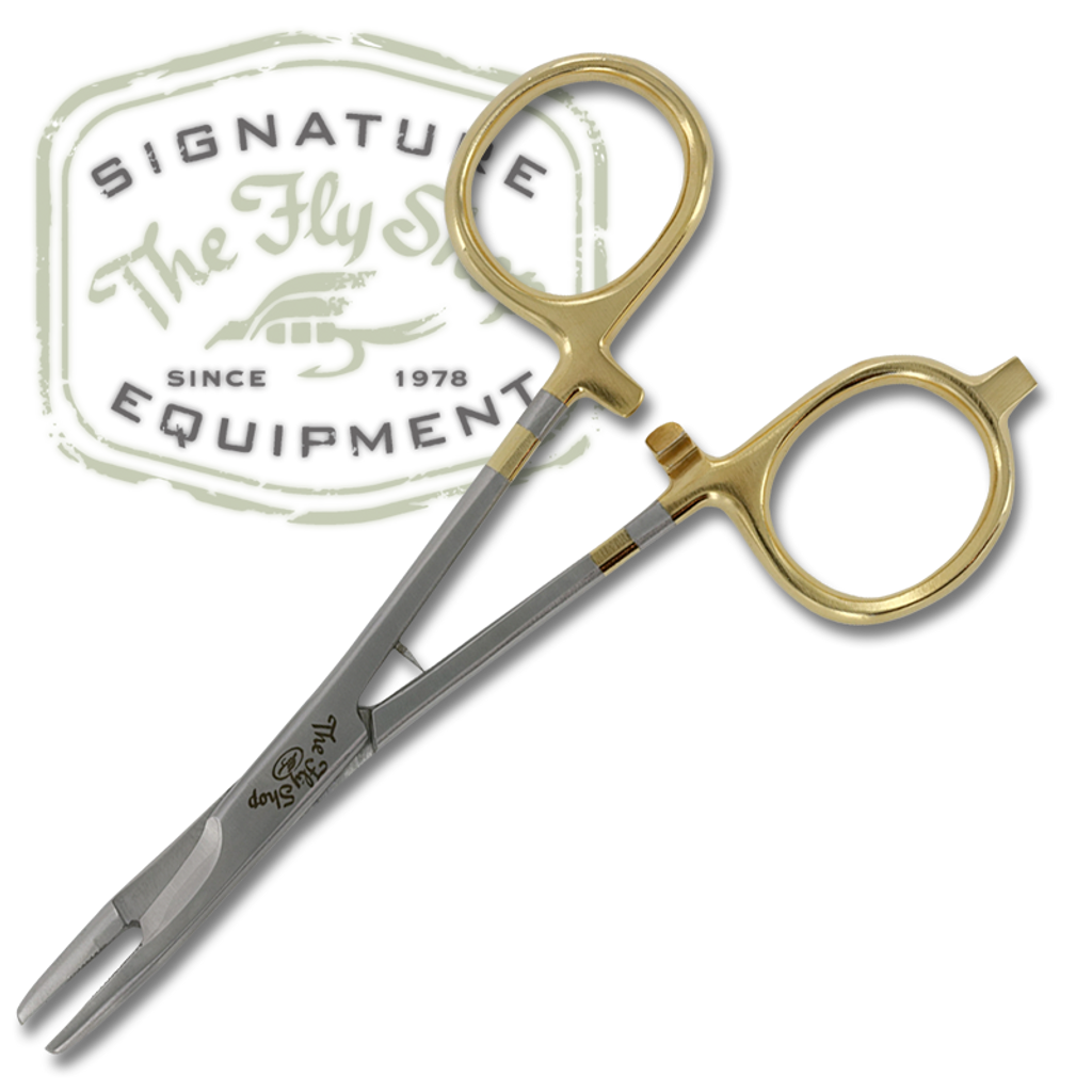 "Dr. Slick Scissor Clamp Pliers - 5.5"""