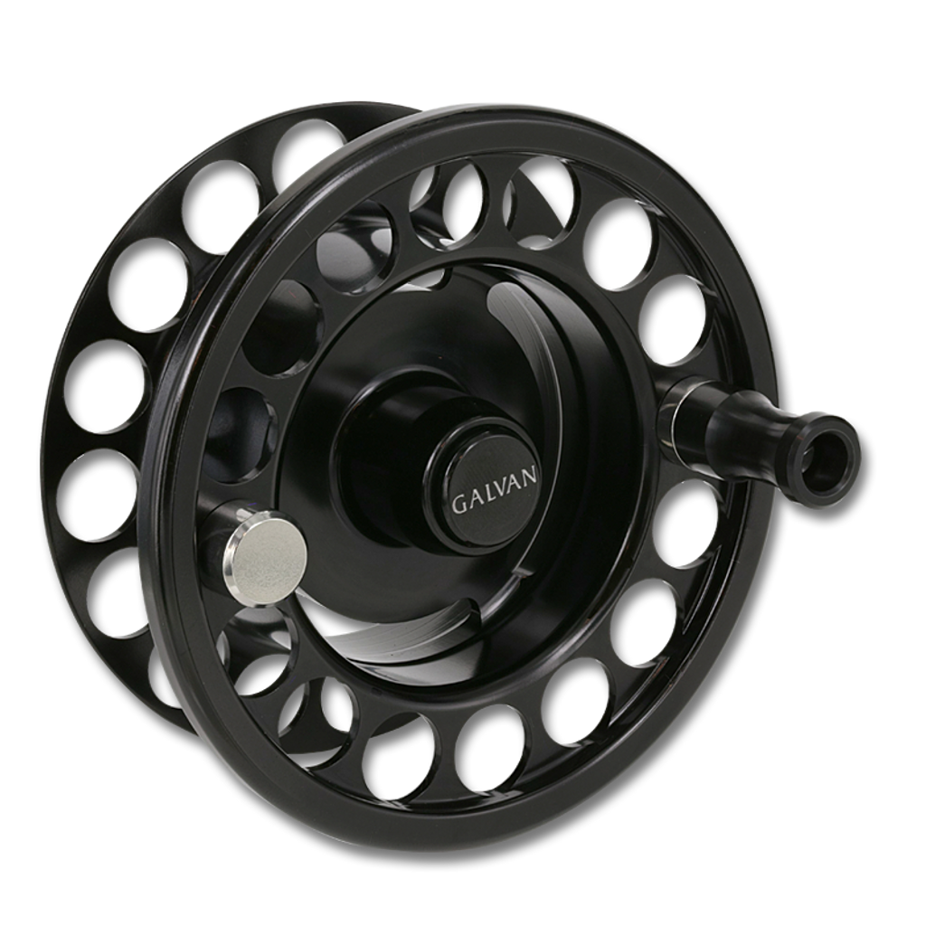 Galvan Rush LT Spare Spool - Black