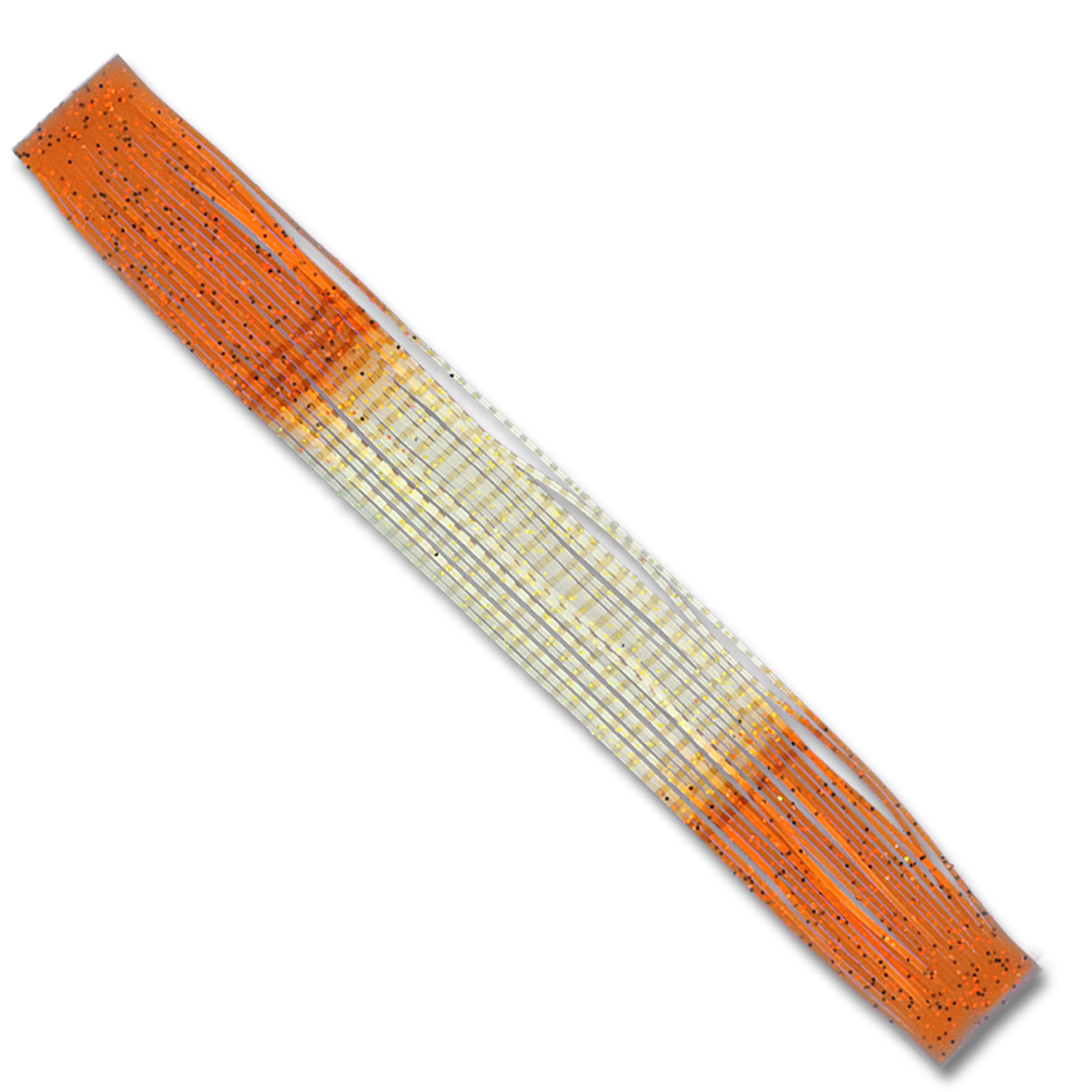 Barred Fire-Tip Sili Legs - Sand/Orange