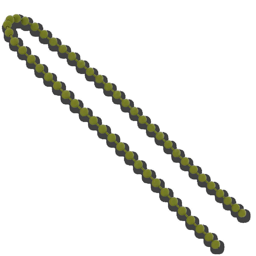 Chicone Stealth Bead Chain - Grass
