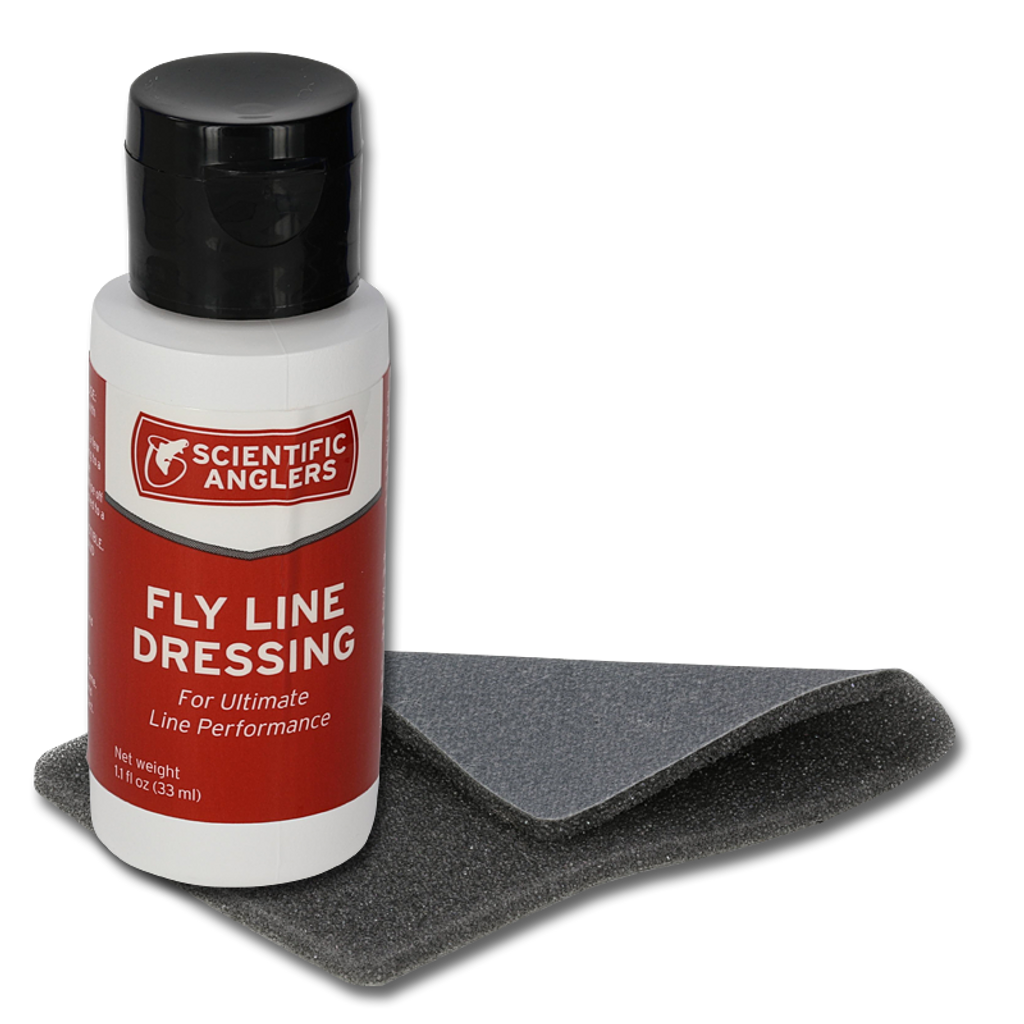 Scientific Anglers Fly Line Dressing & Pad