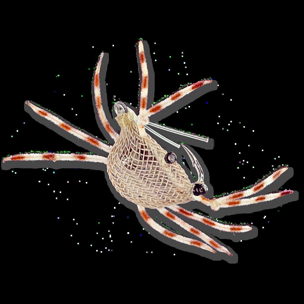Alphonse Crab - Tan #2 (Sideview)