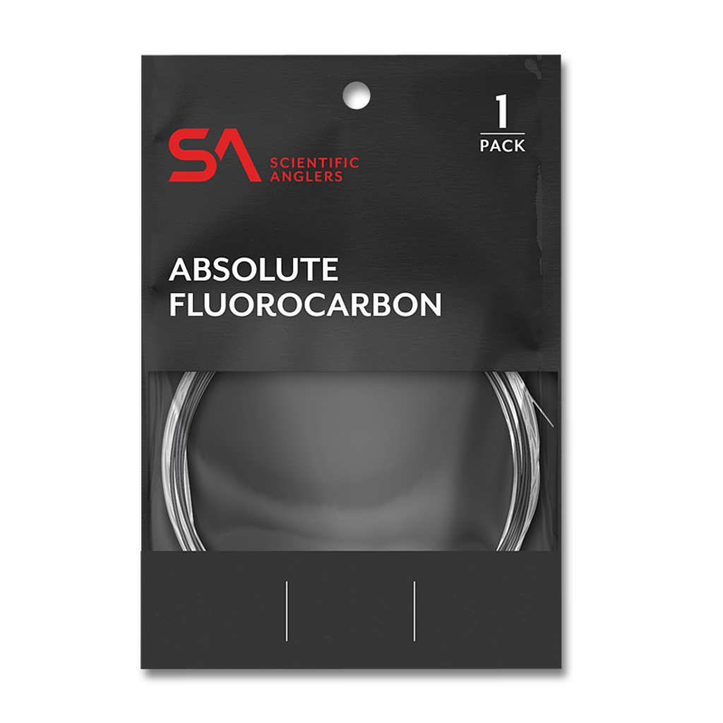 Scientific Anglers Absolute Big Game Fluorocarbon Leaders
