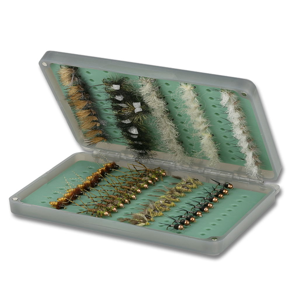 Tacky Day Pack Fly Box - Double Sided