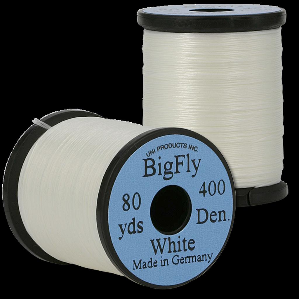 UNI Big Fly Thread - White