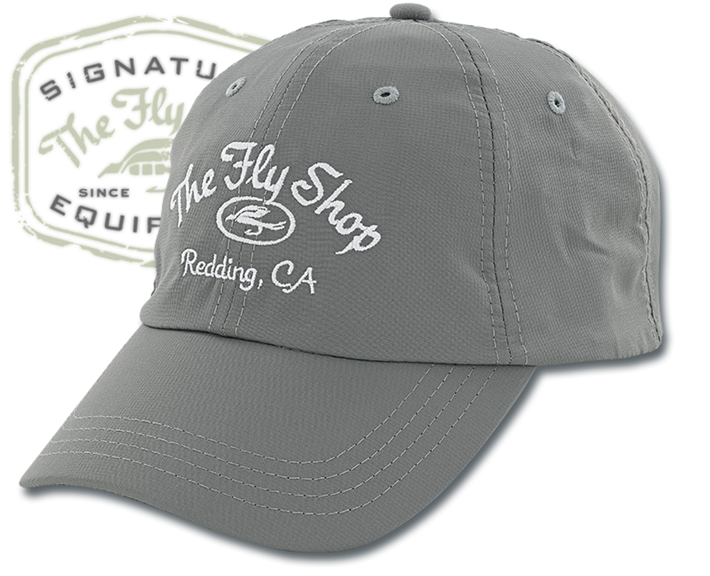 TFS Epic Performance Hat - Silver