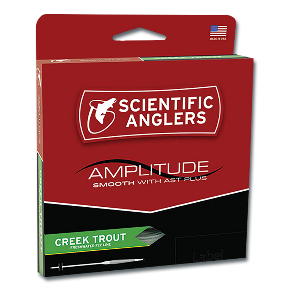 Scientific Anglers Amplitude Creek Trout Floating Line