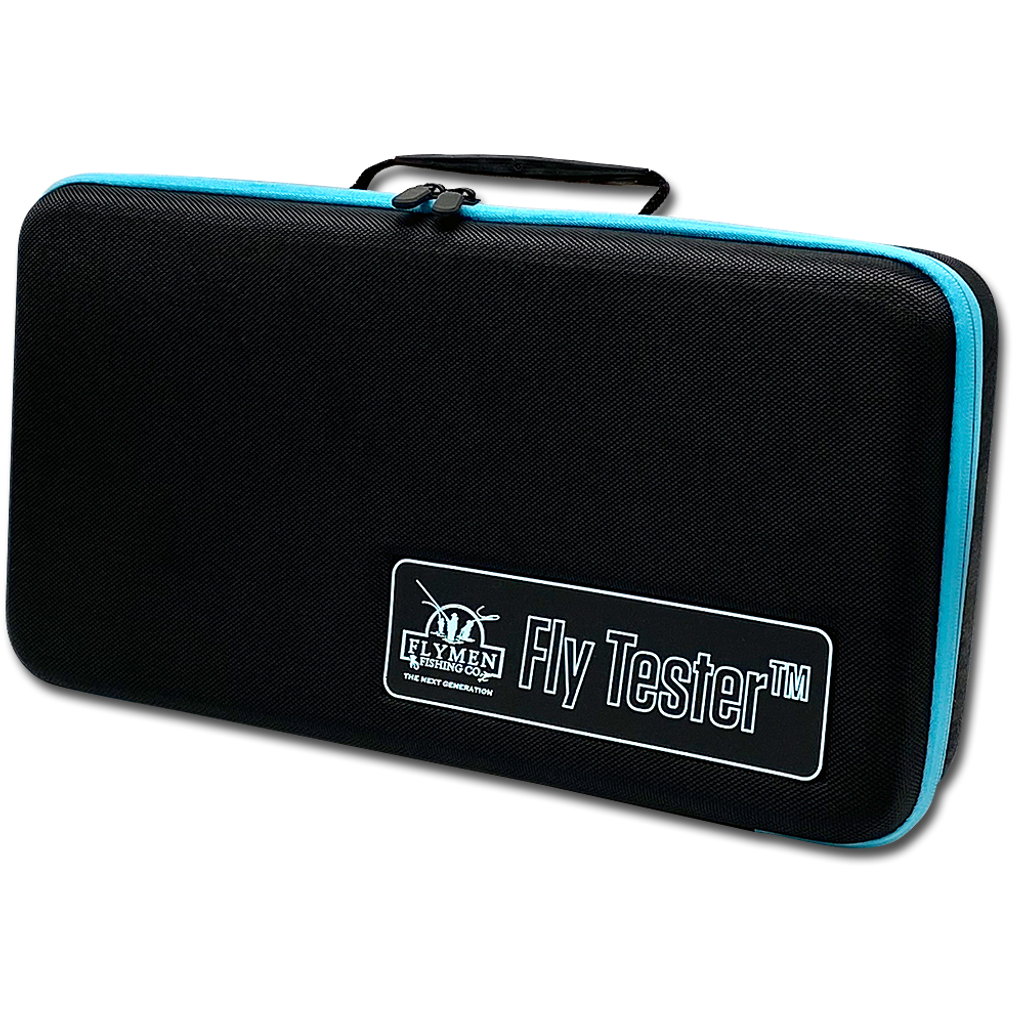 Fly Tester™ carrying case