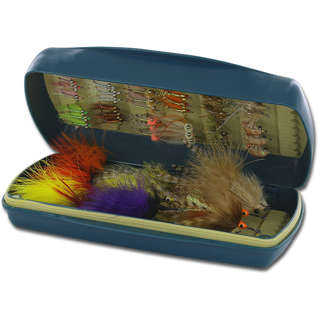 Tacky Pescador Large Fly Box