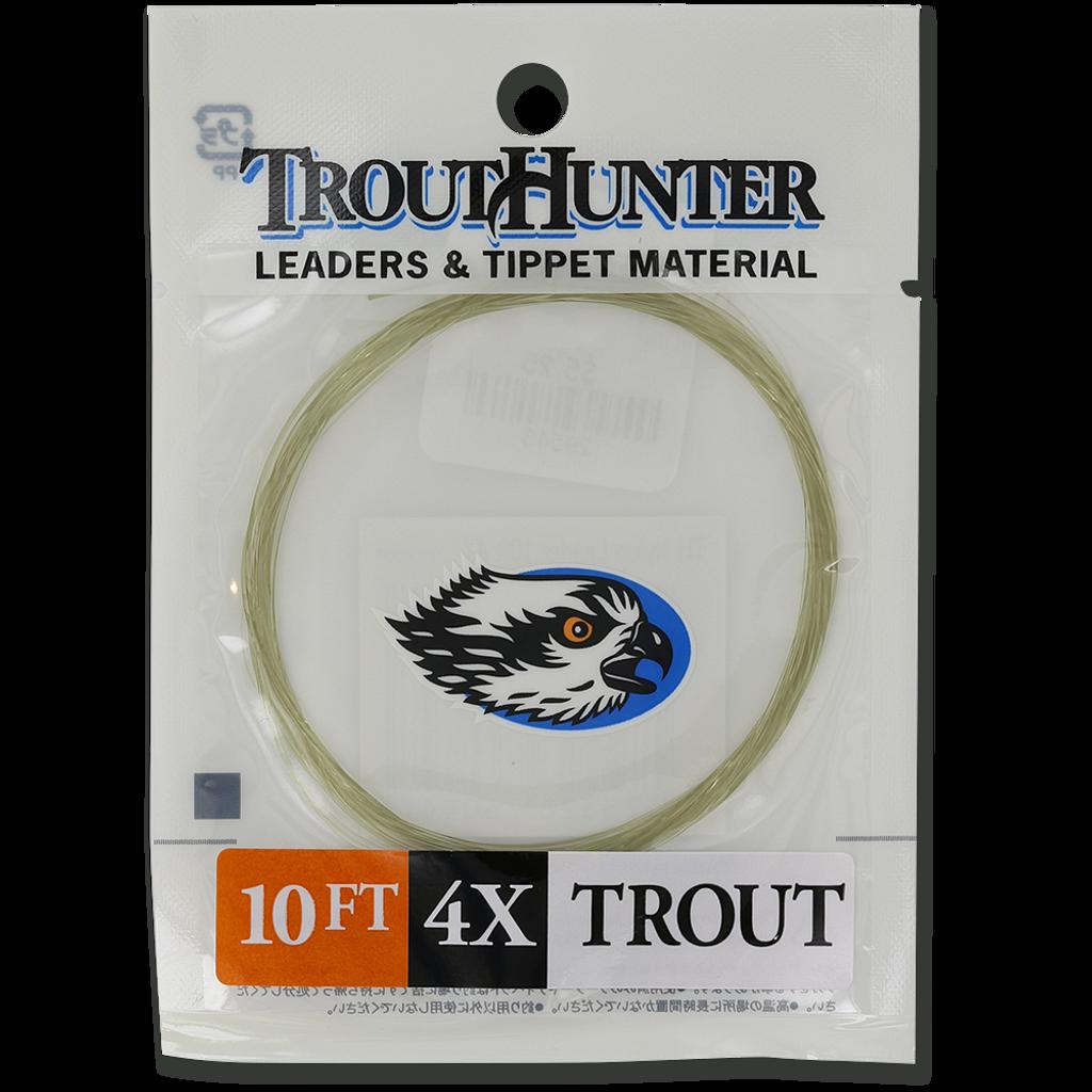 Trouthunter Nylon Leaders - 10'