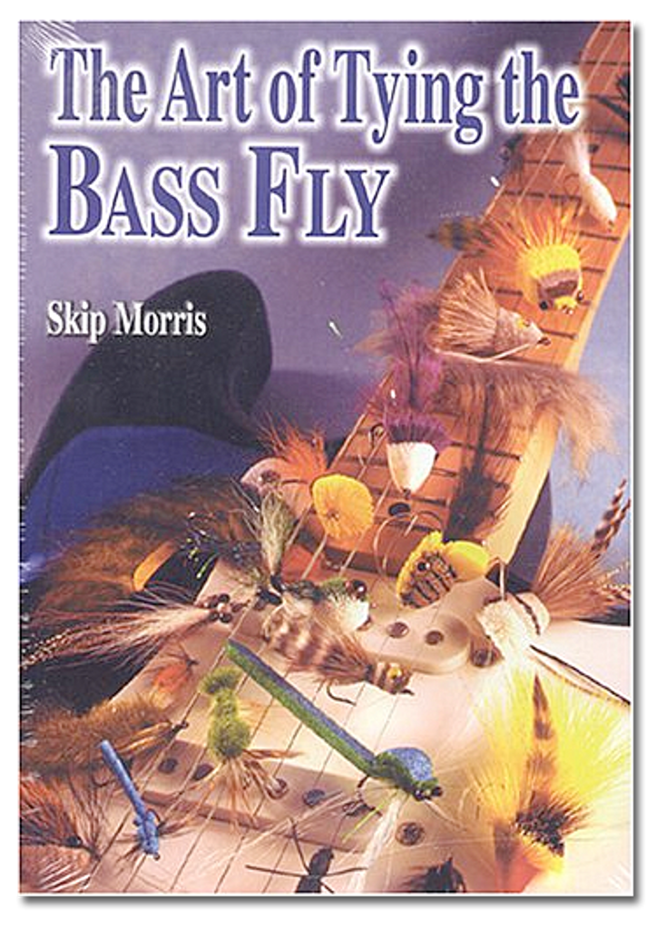 The Art of Tying the Bass Fly (DVD)