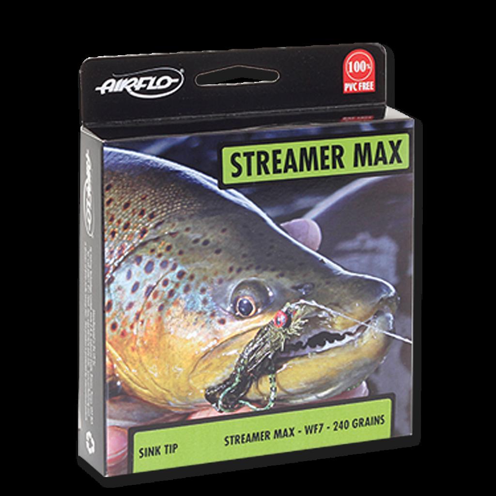 Airflo STREAMER MAX Sink Tip Line