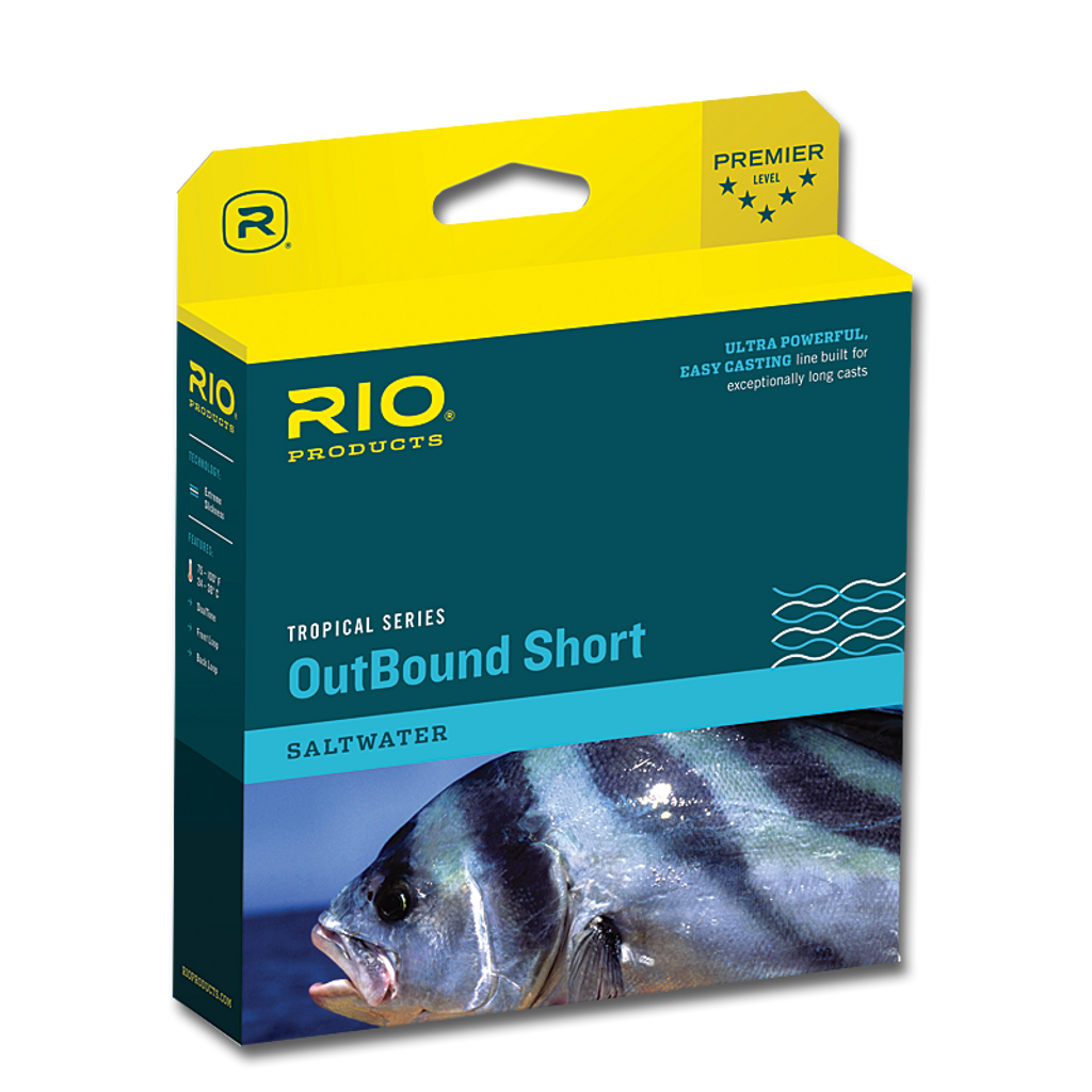 Rio Tropical Outbound Short Floating Fly Line