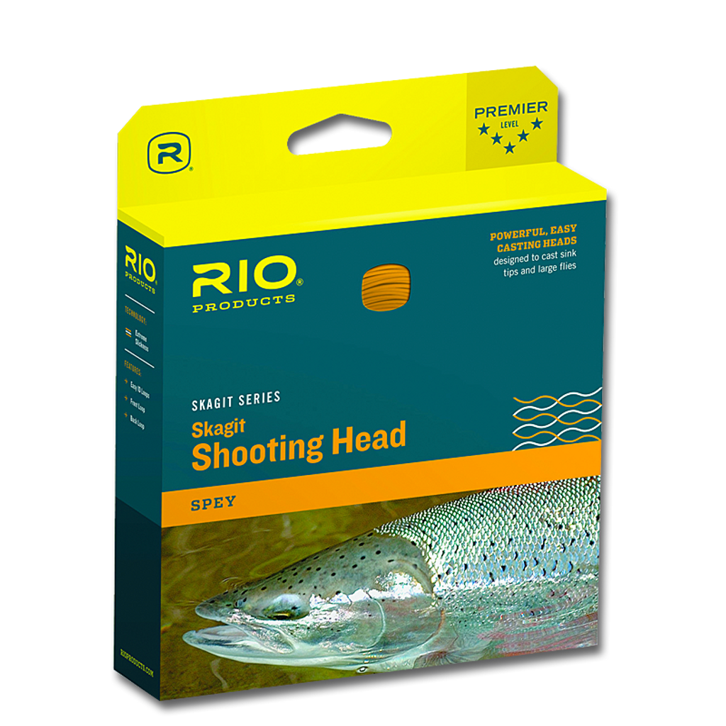 Rio Skagit MAX Shooting Heads