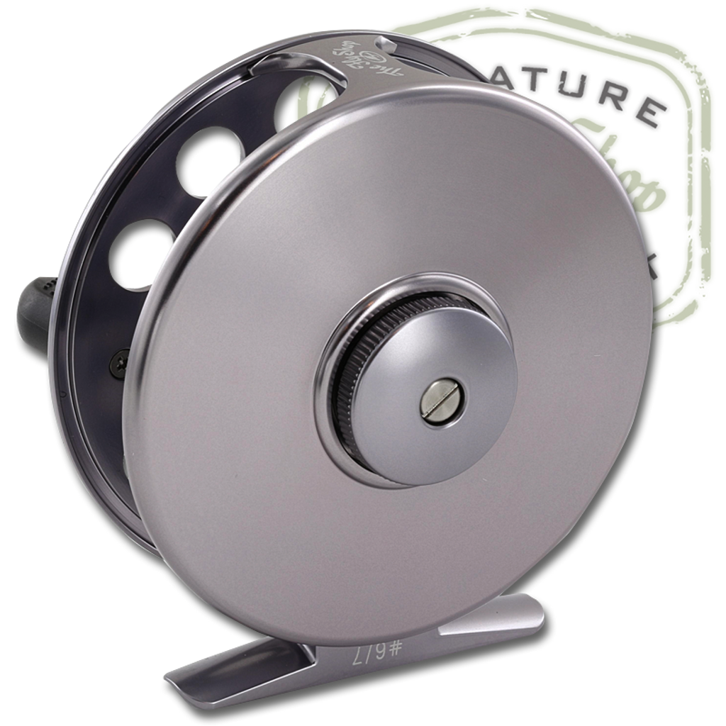 The Fly Shop's M2a Fly Reels - Back