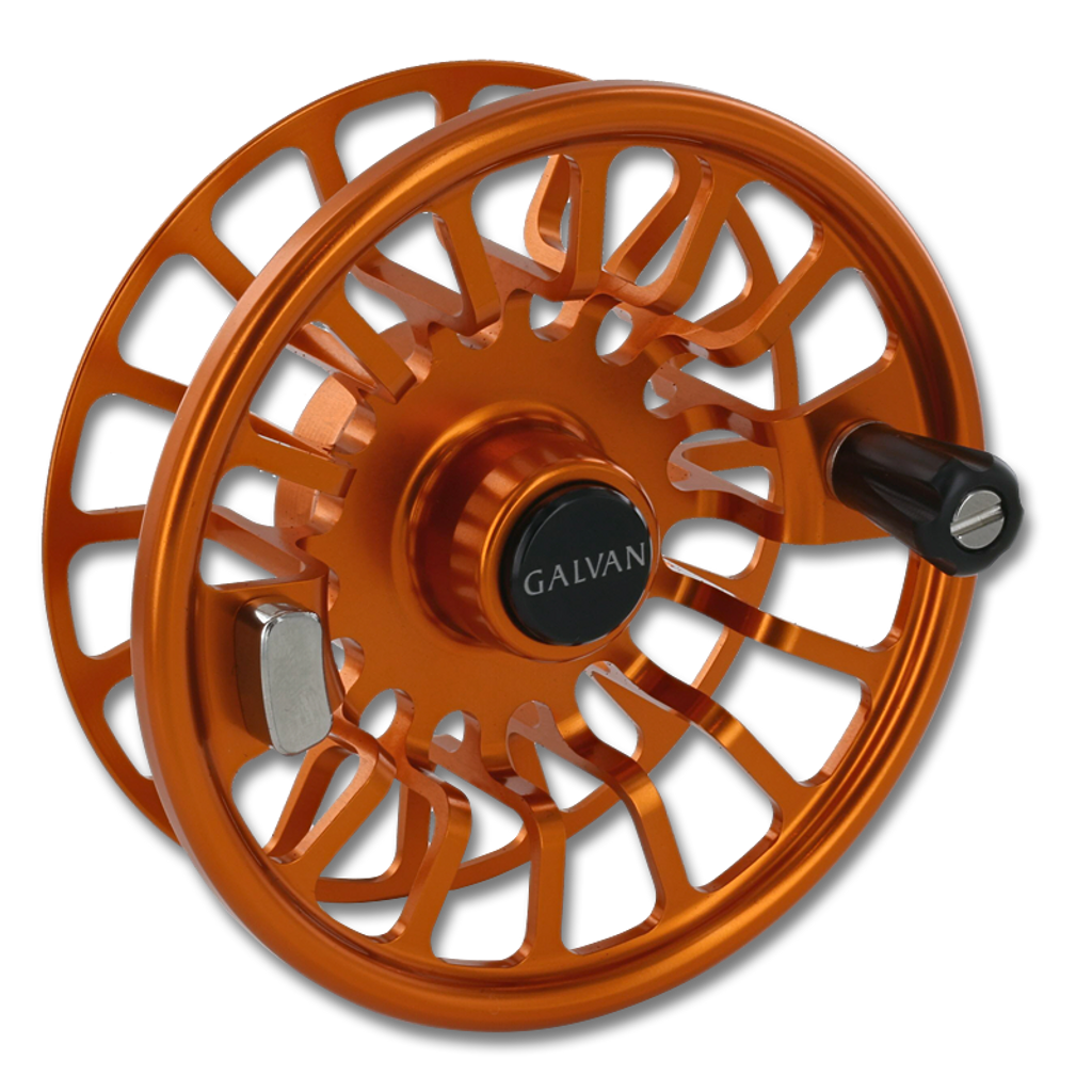 Galvan Torque Spare Spool - Burnt Orange
