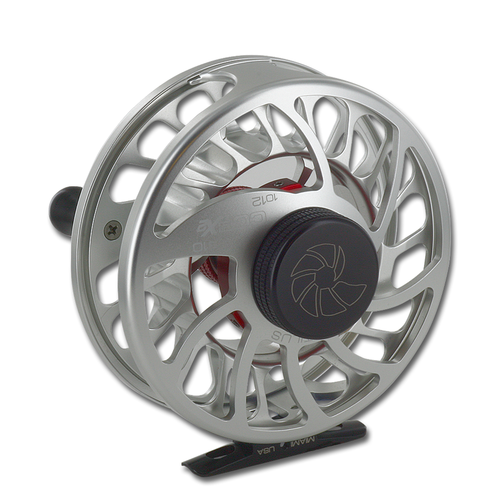 Nautilus CCFx-2 Fly Reel - Back
