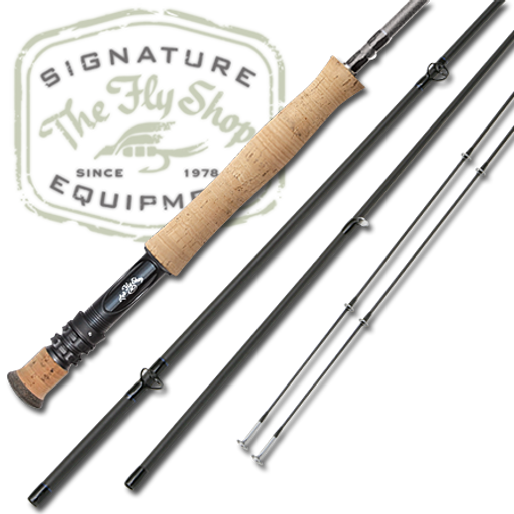 The Fly Shop's Signature H2O Indicator Fly Rod