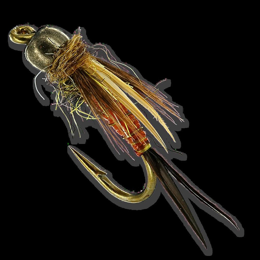 Mercer's Tungsten Bead Pheasant Tail (PT) Prince
