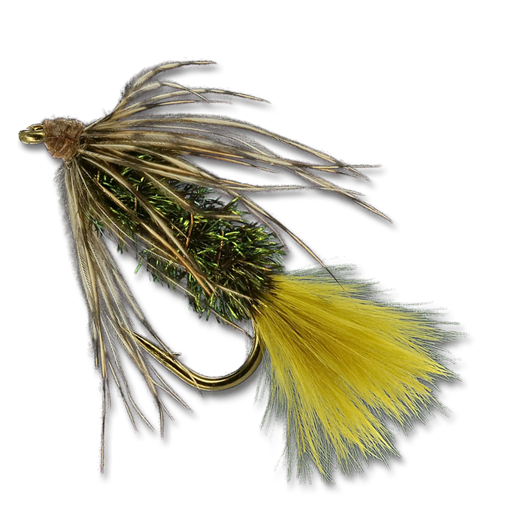 Norman's Wiggletail - PT (Pheasant Tail)