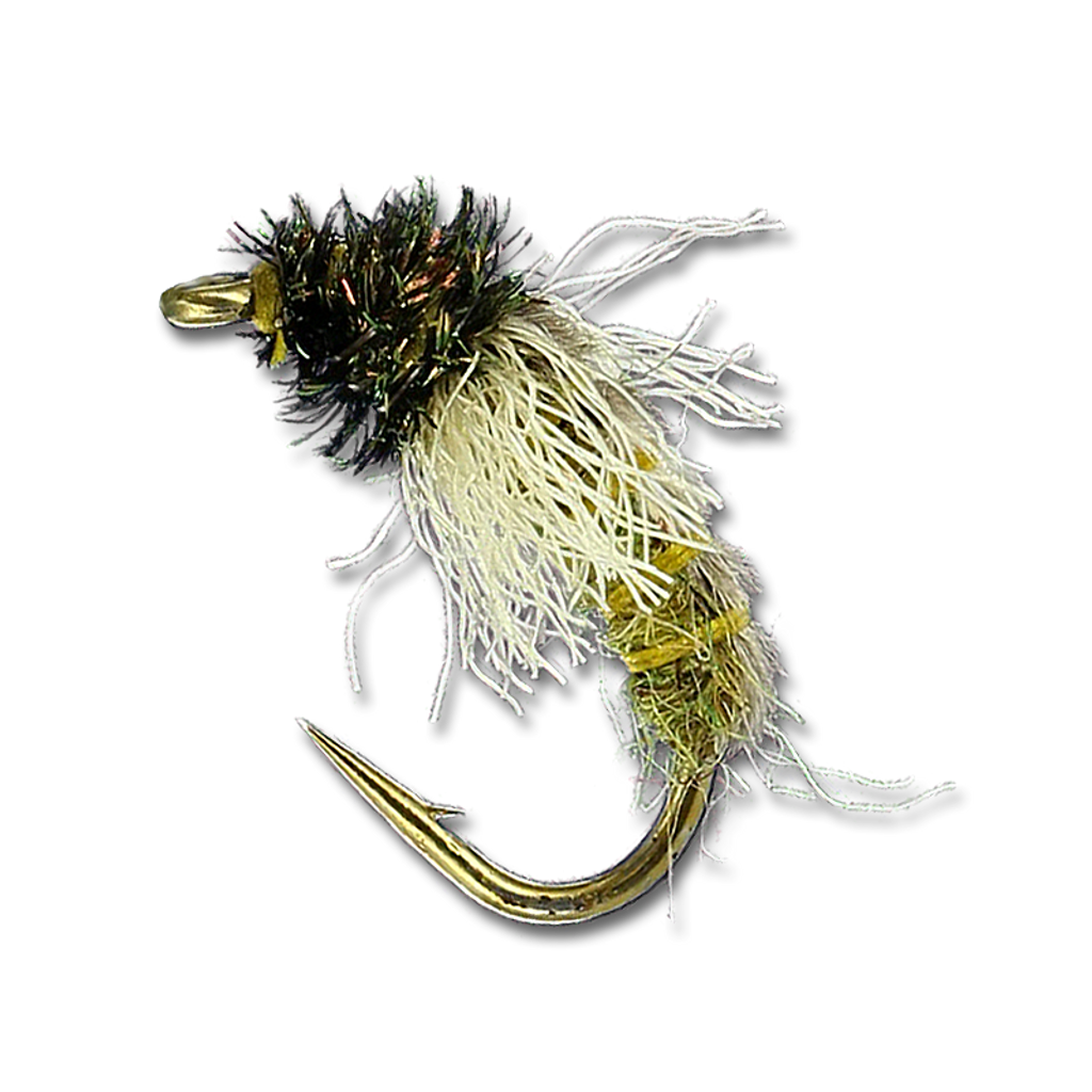 Mercer's Z Wing Caddis - Olive