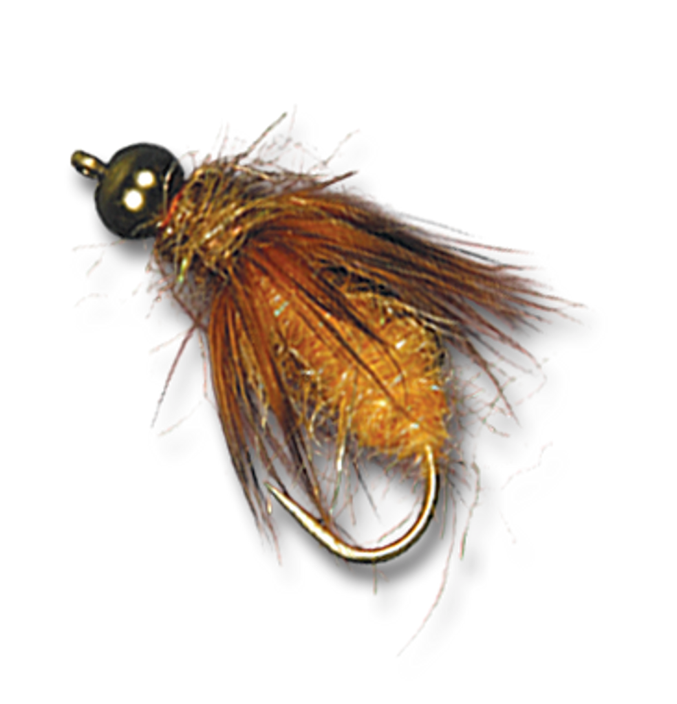 Skip's TB October Caddis - #8