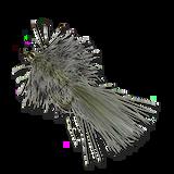 Beaded Micro Buggers - Gray #12