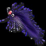 Egg Sucking Jig Wiggler Leech - Purple