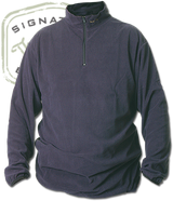 The Fly Shop's Wader Fleece Zip Tops