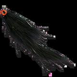 Hareball Leeches - Black