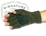 The Fly Shop's Finger Free Wind Barrier Fleece Gloves