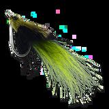 Fishalicious - Olive/Black #1/0