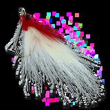 Fishalicious - Red/White #1/0