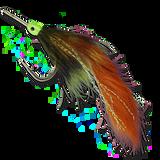 Tarpon Fur Worm - #4/0