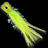 Poppin' Featherhead - Chartreuse Tube