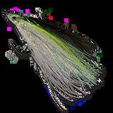 Sea Habit Bucktail - Anchovy #2/0
