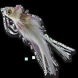 Whitlock's Swimming Baitfish - Shad #1/0