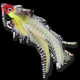 Whitlock's Swimming Baitfish - Yellow #1/0