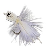 Bass & Bluegill Mini Poppers - Pearl #12