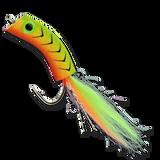 Wiggle Minnow - Fire Tiger #2