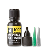 Loon UV Clear Thick Fly Finish - 1/2 ounce