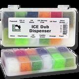 Hareline Ice Dub Dubbing Dispenser