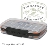 The Fly Shop's Signature Double-Sided Waterproof Fly Box - X-Large