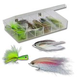 Trevally Fly Selection - Christmas Island
