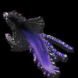 Tarpon Rabbit Toad - Purple/Black #1/0