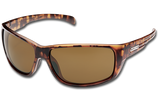 Suncloud Milestone Polarized Sunglasses - Matte Tortoise/Polar Brown