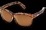 Suncloud Dawson Polarized Sunglasses - Tortoise/Polar Brown