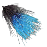 Hartwick Flashtail - Black/Blue Tube